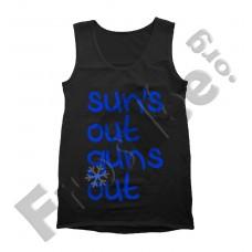 Suns Out Guns Out Vest