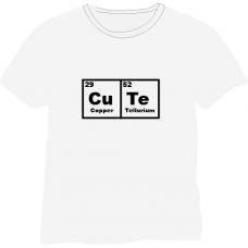 CuTe = Copper + Tellurium