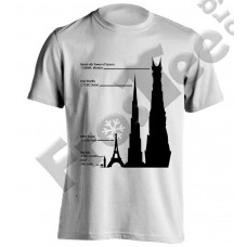 Height Chart - ATAT up to tower of sauron