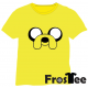 Adventure Time! - Jake the dog face