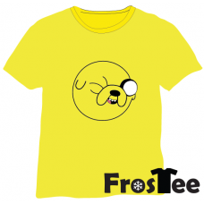 Adventure Time! - Jake the dog Wink