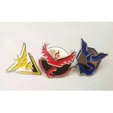 Pokemon Go Lapel Pins