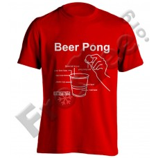 Beer Pong Diagram