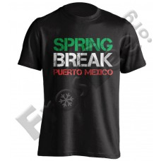 Spring Break Puerto Mexico