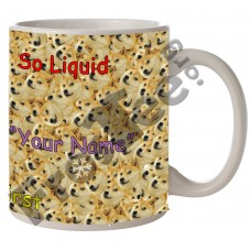 Doge mug - so wow, your name on it!