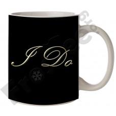 I Do, I do what she tells me. His and hers mug