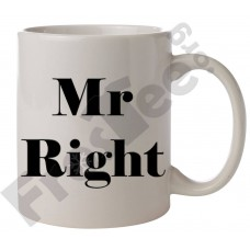 Mr Right, Mrs Always right