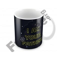 I Am Your Father - star wars theme mug