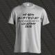Birthday Lockdown Shirt